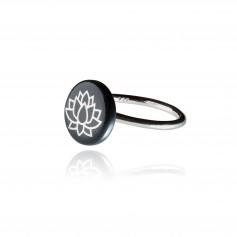 Ring Lotusblüte