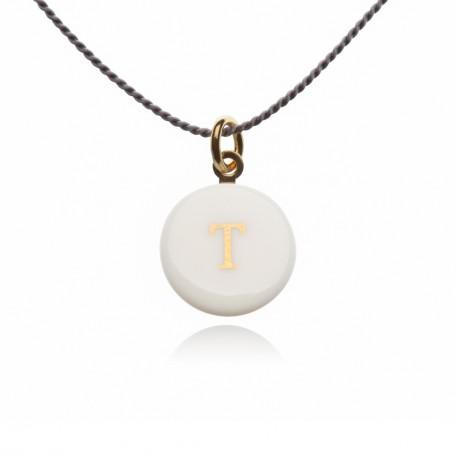 T-Buchstaben Kette Typ 1