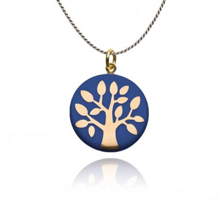 Halskette Baum