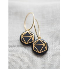 Ohrring Diamant